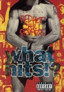 Red Hot Chili Peppers What Hits? Flea, John Frusciante, Jack Irons, Anthony Kiedis, Cliff Martinez, Jack Sherman, Hillel Slovak, Chad Smith Movies & TV