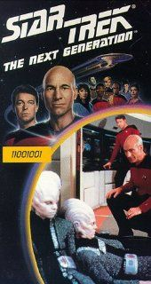 Star Trek   The Next Generation, Episode 16: 11001001 [VHS]: LeVar Burton, Gates McFadden, Gabrielle Beaumont, Robert Becker, Cliff Bole, Timothy Bond, David Carson, Chip Chalmers, Richard Compton, Robert Iscove, Winrich Kolbe, Peter Lauritson, Robert Lega