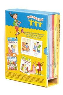 SCHOLASTIC TEACHING RESOURCES WORD FAMILY TALES BOX SET