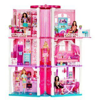 Barbie Dream House Toys & Games