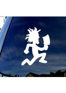 "ICP Hatchet Man Car Truck Laptop Sticker Decal 4"" Diameter: Everything Else"