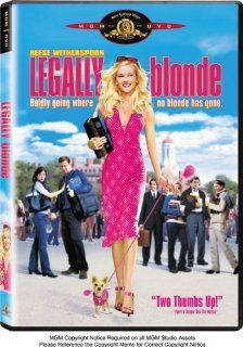 Legally Blonde: Reese Witherspoon, Luke Wilson, Selma Blair, Matthew Davis, Victor Garber, Jennifer Coolidge, Holland Taylor, Ali Larter, Jessica Cauffiel, Alanna Ubach, Oz Perkins, Linda Cardellini, Robert Luketic, Christian McLaughlin, David Nicksay, Mar