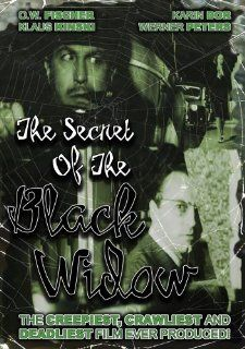 The Secret of the Black Widow: Eddie Arent, Tomas Blanco, Jose Maria Caffarel, Antonio Casas, Karin Dor, O.W. Fischer, Klaus Kinski, Doris Kirchner, Werner Peters, Fernando Sancho, Claude Farell, Gabriel Liopart, Franz Josef Gottlieb: Movies & TV