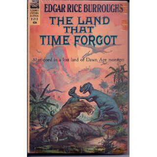 The Land That Time Forgot (Ace Science Fiction Classic, F 213) Edgar Rice Burroughs, Roy Krenkel Books