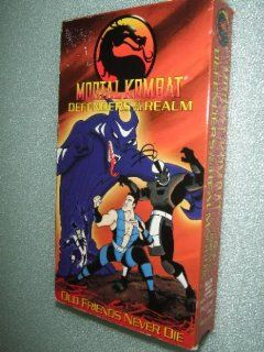 Mortal Kombat: Old Friends Never Die [VHS]: Christopher Lambert, Robin Shou, Linden Ashby, Cary Hiroyuki Tagawa, Bridgette Wilson Sampras, Talisa Soto, Trevor Goddard, Chris Casamassa, Fran�ois Petit, Keith Cooke, Hakim Alston, Kenneth Edwards, Paul W.S. A