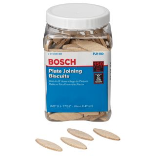 Bosch 150 Piece Biscuit Joiners