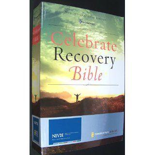 Celebrate Recovery Bible: Senior Pastor, Saddleback Church Dr. Rick Warren: 9780310938101: Books