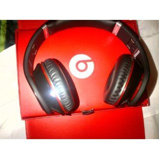 Beats Studio Over Ear Headphone (Red) (Discontinued by Manufacturer): Electronics
