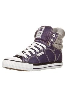British Knights   ATOLL   High top trainers   purple