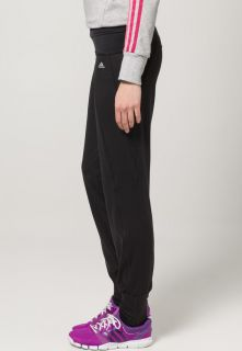 adidas Performance STUDIO POWER SLIM   Tracksuit bottoms   black