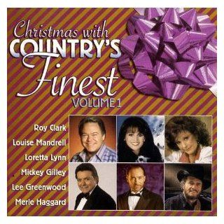10 Track Christmas Cd Twelve Days of Christmas (Lee Greenwood) / Hallelujah (Crystal Gayle) / Joy to the World (Mickey Gilley) Deck the Halls (Loretta Lynn) / I Heard the Bells on Christmas Day (Larry Gatlin) / It Came Upon a Midnight Clear (Roy Clark) /