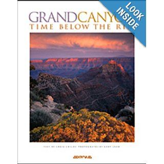 Grand Canyon Time Below the Rim (9780916179786) Craig Childs, Gary Ladd Books