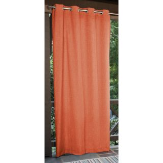 allen + roth 84 Coral Outdoor Curtain Panel
