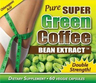 MaritzMayer Laboratories Green Coffee Bean Extract, 800 mg per Capsule, 60 Veggie Capsules (Contains Some Chlorogenic Acids) Health & Personal Care