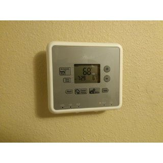 Hunter 44132 5 Minute 5 2 Day Programmable Thermostat, White   Programmable Household Thermostats