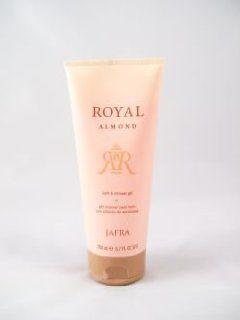 Jafra Royal Almond Bath & Shower Gel 6.7 fl. oz.  Bath And Shower Gels  Beauty