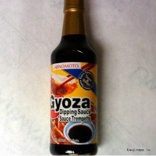 Ajinomoto   Gyoza Dipping Sauce (Net 10 Fl. Oz.) : Asian Sauces : Grocery & Gourmet Food