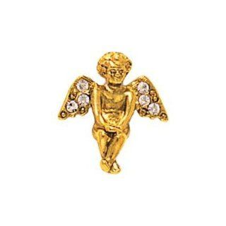 Guardian Angel Lapel Pin: Jewelry
