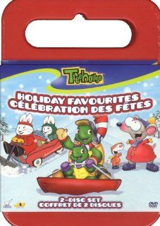 Holiday Favourites / Celebration Des Fetes   Treehouse / Toopy And Binoo: Santa Toopy / Max and Ruby: Max's Christmas / Franklin: Franklin's Magic Christmas / Toopy and Binoo: Snowflakes / Max and Ruby: Ruby's Figure Eight / Franklin: Franklin&