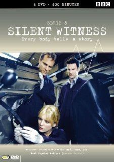 Silent Witness: Series Eight: Emilia Fox, Amanda Burton, William Gaminara, Tom Ward, Brid Arnstein, Madaleine Bassett, Adam Best, Kelman Adam Best, Anne Bird, Martin Carroll, Ashley Pearce, CategoryArthouse, CategoryCultFilms, CategoryMiniSeries, CategoryU