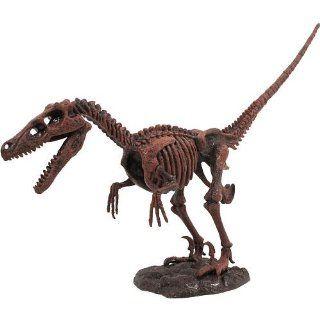 Edu Science Do & Discover Jurassic Action Scale Model Kit   Velociraptor