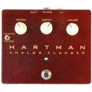 Hartman Electronics Analog Flanger Effect Pedal Musical Instruments