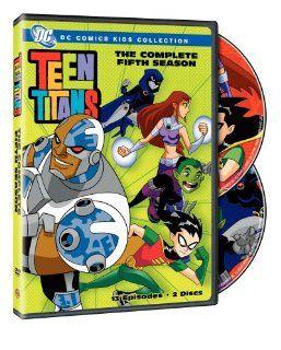 Teen Titans Season 5 Movies & TV