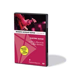 Electric Guitar With Paul Baloche & Ben Gowell Modern Worship Series (DVD) Paul Baloche Movies & TV