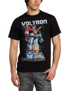 Fifth Sun Men's Voltorn Vintage Giant Tee, Black, X Large Clothing
