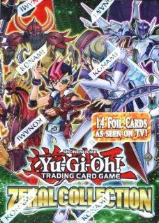 2013 YU GI OH ZEXAL Collection Factory Sealed Premium Tin ! Gives Duelist a whole new way to upgrade their deck composed entirely of NEW VARIANT Cards ! This Awesome Tin Includes 3 Ultimate Rare Variant cards, 4 all new Ultra Rare cards,7 all new Super Rar