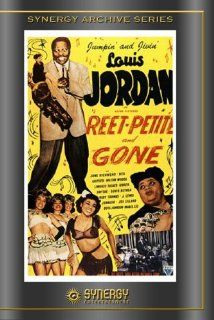 Reet Petite and Gone (1947): Louis Jordan, June Richmond, Milton Woods, Bea Griffith, David Bethea, Lorenzo Tucker, Vanita Smythe, Mabel Lee, Dots Johnson, Pat Rainey, Rudy Toombs, J. Louis Johnson, Don Malkames, William Forest Crouch, Leonard Anderson, Be