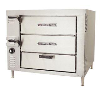 Bakers Pride Quadruple Deck Gas Countertop Pizza Oven, NG