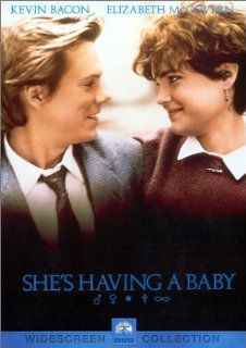 She's Having a Baby: Kevin Bacon, Elizabeth McGovern, Alec Baldwin, James Ray, Holland Taylor, William Windom, Cathryn Damon, Reba McKinney, Bill Erwin, Paul Gleason, Dennis Dugan, Anthony Mockus Sr., Donald Peterman, John Hughes, Alan Heim, Ronald Col