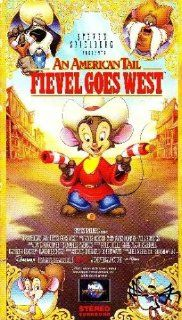 An American Tail   Fievel Goes West John Cleese, Don DeLuise and Amy Irving Voices of James Stewart, Steven Spielberg Movies & TV