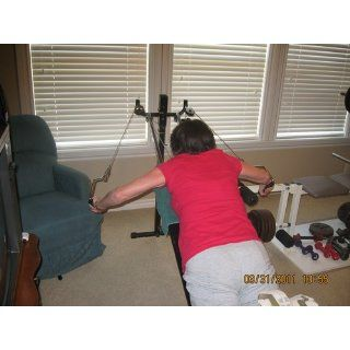 Total Gym 1100  Home Gyms  Sports & Outdoors