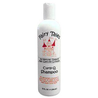 Fairy Tales Curly Q Shampoo    12 fl oz  Hair Shampoos  Beauty