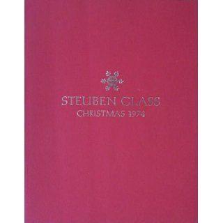 Steuben Glass: Christmas 1974: Corning Glass Works: Books