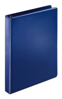 TOPS Cardinal XtraValue D Ring Binder, 8.5 x 11 Inch Sheet Size, 1 Inch Capacity, Blue (XV242)  Office D Ring And Heavy Duty Binders