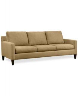 Clare Fabric Sofa, 82W x 37D x 37H   Furniture