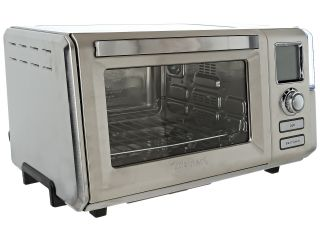 Cuisinart Combo Steam + Convection Oven Brushed Stainless Steel