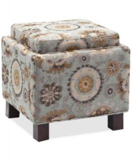 Dixon Ladbroke Peacock Fabric Accent Chair, Direct Ship   Furniture