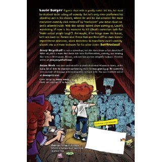 The Barftastic Life of Louie Burger: Jenny Meyerhoff, Jason Week: 9780374305185: Books