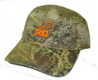 Realtree Girl Green Camo Rg Logo Patch Embroidery Hat ~ Rg227 at  Women�s Clothing store