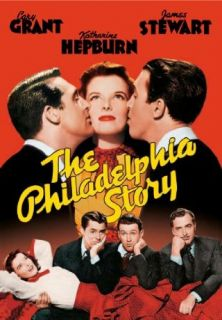The Philadelphia Story Cary Grant, Katharine Hepburn, James Stewart, Ruth Hussey  Instant Video