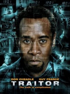Traitor: Don Cheadle, Guy Pearce, Sa??d Taghmaoui, Neal McDonough:  Instant Video