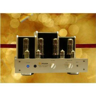 Jolida Audio   JD202BRC   Integrated Stereo Tube Amplifier in Black Electronics