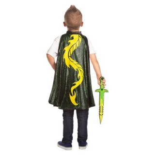 Little Adventures Adventure Dragon Cape & Sword Set