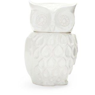 Sur La Table Owl Cookie Jar B182BT   Canisters