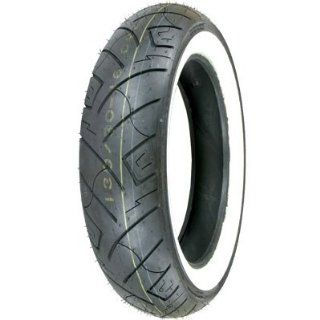 Shinko 777 Series Tire   Rear   170/70 16   White Wall , Position Rear, Tire Size 170/70 16, Rim Size 16, Tire Ply 4, Load Rating 75, Speed Rating H, Tire Type Street, Tire Application Cruiser 87 4574 Automotive