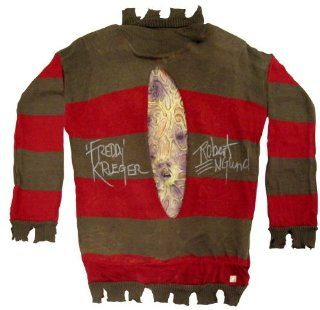 "Robert Englund ""Freddy Krueger"" Signed ""Chest of Souls"" Sweater: Entertainment Collectibles"